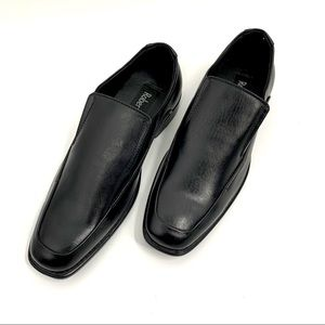 ROBERT GATE VEGAN LEATHER MENS DRESS SHOES LOAFERS